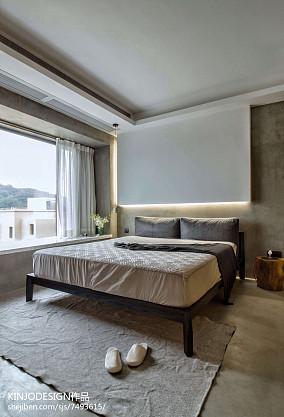 简易现代卧室设计图