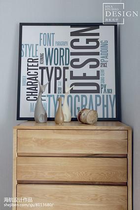 2018小户型卧室北欧装修设计效果图片欣赏