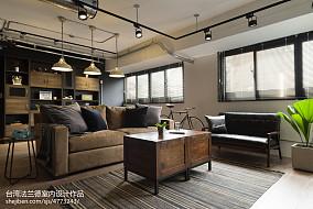 二居客厅装修设计效果图片欣赏