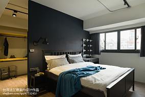 二居卧室效果图