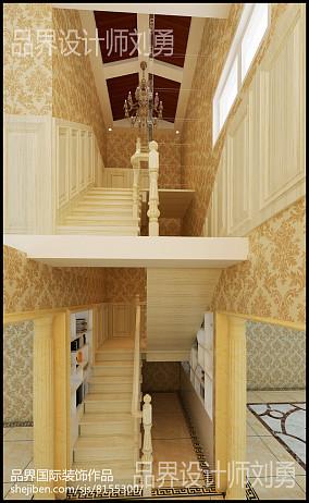 简美三室两厅两卫房屋图片
