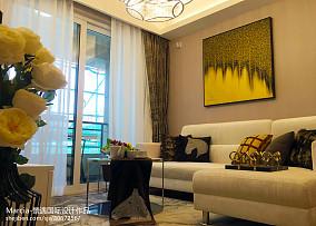 热门简约公寓设计效果图