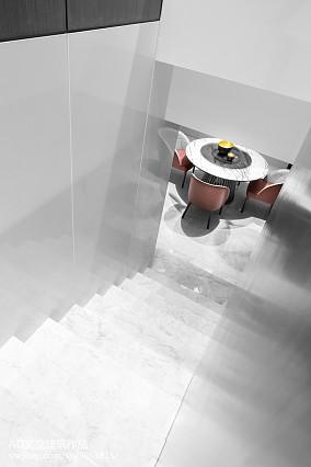 华丽51平中式复式实拍图复式中式现代家装装修案例效果图