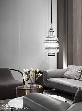 2018中式复式卧室装修图片复式中式现代家装装修案例效果图