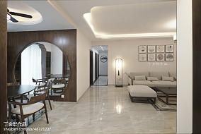 美式新古典风格卧室图片