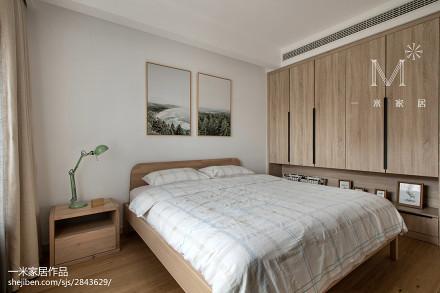 精美日式三居卧室装饰图片欣赏
