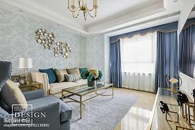 2018二居客厅装修效果图片欣赏