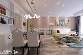 浪漫130平法式三居装修案例