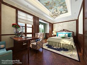 唯美90平米房子简单装修图