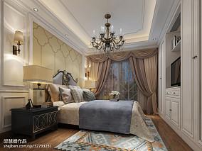 现代高端设计我的卧室