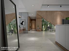 宜家风格玄关室内设计图片