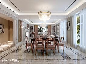 热门100平米三居客厅简欧装修图片大全