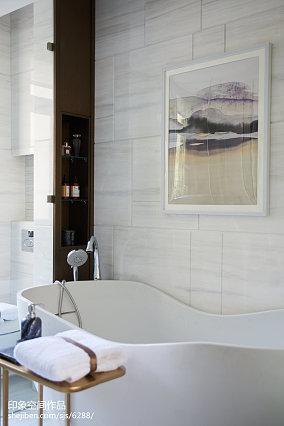 精选中式卫生间效果图片大全卫生间中式现代设计图片赏析
