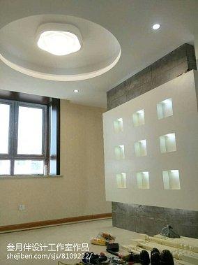 简约三室一厅120平米图片