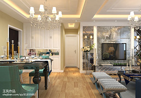 室内装潢客厅效果图