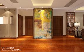 欧式设计软装风格客厅图片