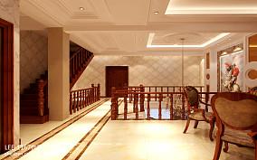 欧式客厅设计软装风格图片