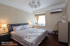 温馨简约装潢风格卧室设计