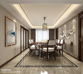 热门134平米新古典别墅装修实景图片