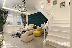 现代黑白格调卧室