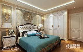 高端原木简约卧室