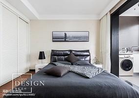精美现代别墅卧室装修设计效果图片大全