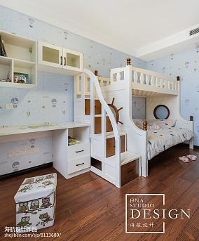精选现代别墅儿童房装修欣赏图片大全