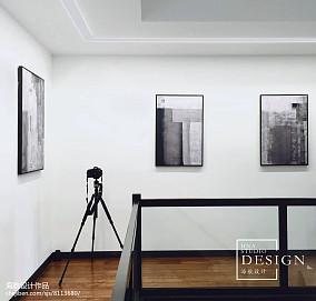127平米现代别墅过道装修效果图片欣赏