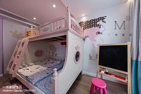 精选三居儿童房现代实景图片大全
