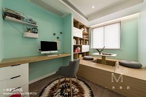 热门现代三居休闲区装修设计效果图片