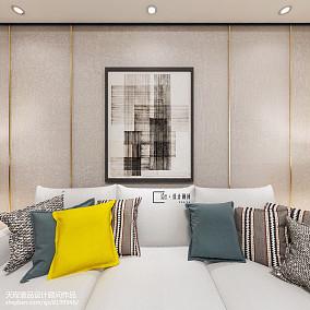 精选一居卧室中式装修实景图