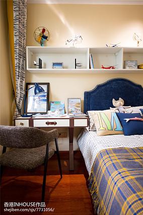 热门卧室欧式实景图