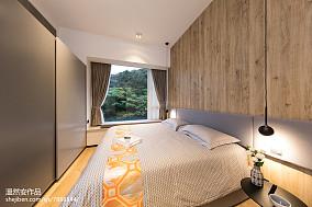 精选面积85平二居卧室实景图片欣赏