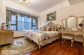 大气276平欧式样板间卧室设计美图卧室欧式豪华设计图片赏析