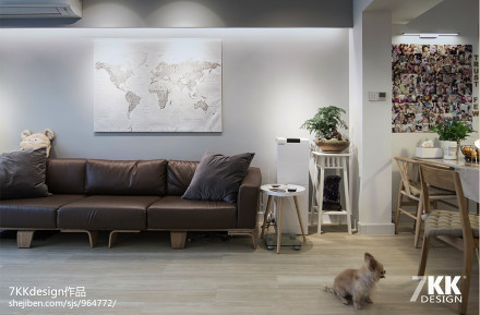 悠雅80平日式二居客厅设计美图客厅