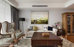 精选96平米三居客厅东南亚装修实景图片大全