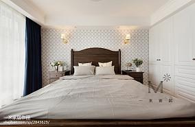 热门面积100平东南亚三居卧室装修图片