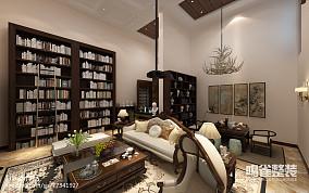 悠雅21平混搭小户型客厅设计图