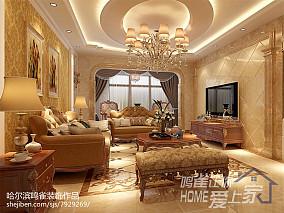 简约金朝阳瓷砖图片