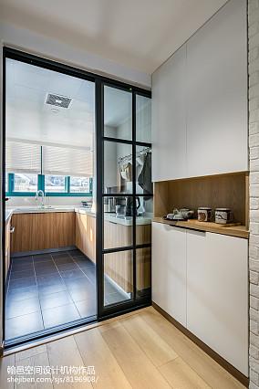2018精选复式厨房北欧效果图片大全餐厅设计图片赏析