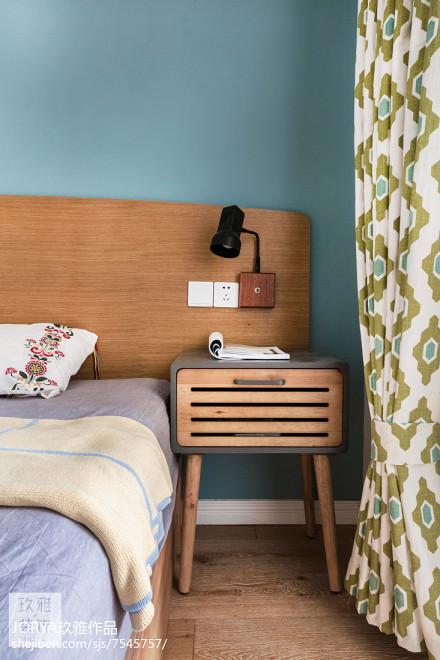 小户型最值得借鉴的3处设计卧室