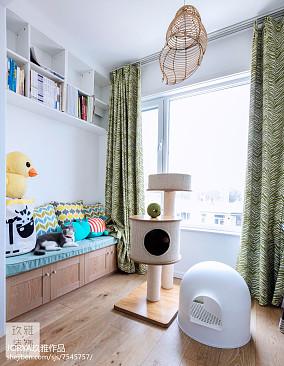 精美79平欧式二居休闲区设计案例功能区1图欧式豪华设计图片赏析
