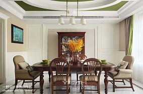 美式风格豪宅餐厅设计图片厨房美式经典设计图片赏析