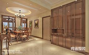 欧式豪华餐厅设计图片