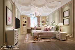 精美116平米美式别墅装修欣赏图片大全