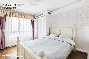 2018132平米四居儿童房现代装修实景图片