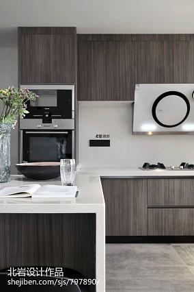 华丽144平简约四居装修美图四居及以上现代简约家装装修案例效果图