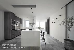 华丽97平简约四居实景图片四居及以上现代简约家装装修案例效果图