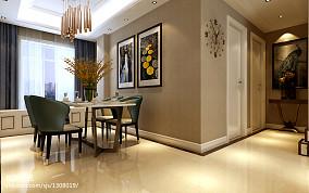 精美别墅三室一厅平面图
