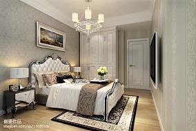 简单别墅三室一厅平面图